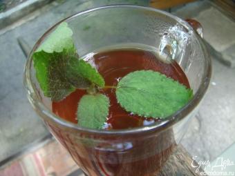 Чай с мелиссой и лимоном для женщин