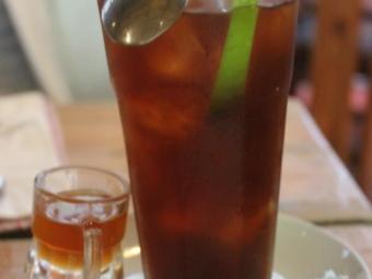 Чай из пандана и лемонграсса