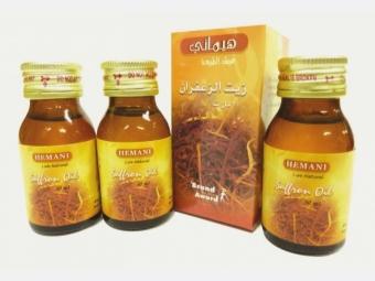 Эфирное масло шафрана