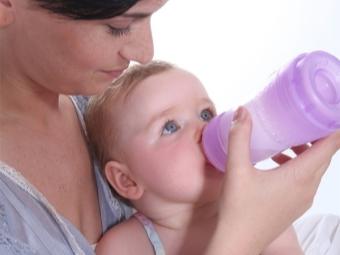 Укропная водичка для малышей