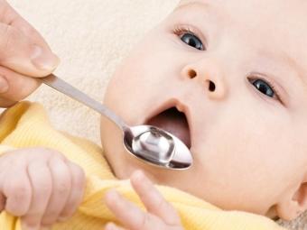 Дозировка для младенцев