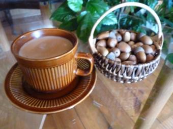 Желуди кофе для желудка