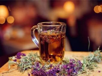 Состав чая из чабреца
