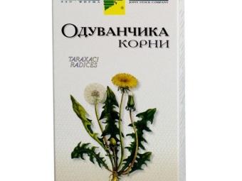 Полезные свойства корней одуванчика и их применение в медицине