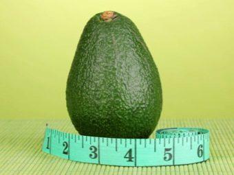 похудение с помощью авокадо отзывы