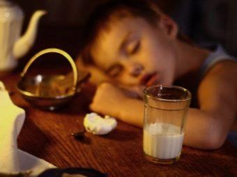 Стакан молока перед сном польза или вред