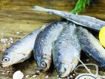 Можно ли вяленую рыбу на диете