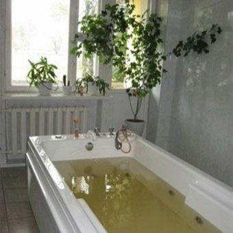 Ванна с валерианой