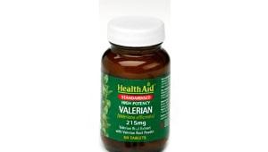 Экстракт и таблетки валерианы