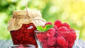 Какова калорийность малинового варенья?