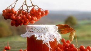 Секреты приготовления варенья из красной рябины