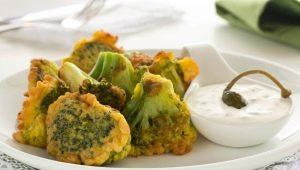 Брокколи в кляре: полезные и вкусные рецепты для взрослых и детей