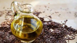 Как хранить льняное масло?