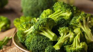 Как и сколько нужно варить брокколи?