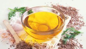 Как принимать льняное масло для похудения?