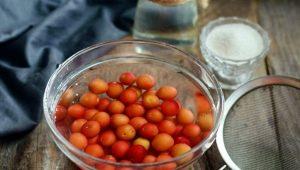 Как сварить компот из алычи?