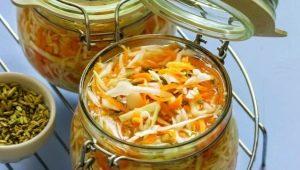 Квашеная капуста быстрого приготовления: лучшие рецепты вкусных заготовок