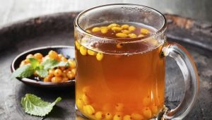 Напитки из облепихи: полезные свойства и способы приготовления