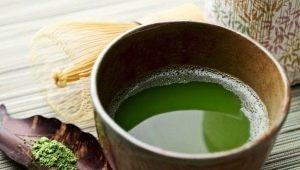 Японский зеленый чай: сорта и виды