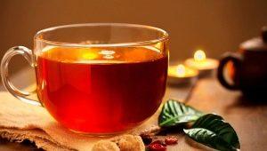 Чай с коньяком: свойства и способы приготовления напитка