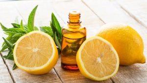Эфирное масло лимона: свойства и применение