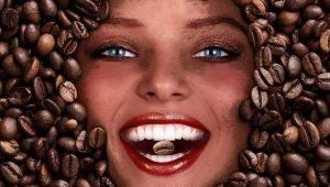 Готовим маски из кофе для лица