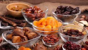 Калорийность сухофруктов: виды, применение и рецепты
