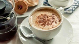 Кофе капучино: состав и технология приготовления