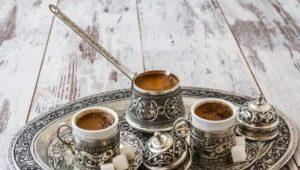 Кофе по-турецки: история напитка и способы приготовления