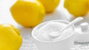 Лимонная кислота: особенности и применение