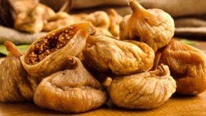 Сушеный инжир: особенности выбора, польза и вред для организма