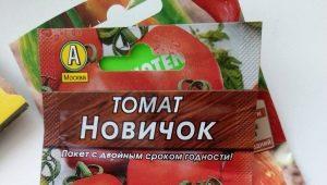 Томат «Новичок»: описание сорта и правила выращивания