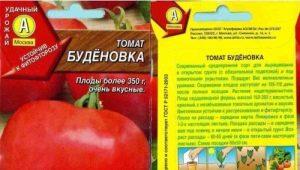 Томаты «Буденовка»: описание, характеристика и выращивание