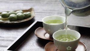 Японский чай: описание, разновидности и свойства
