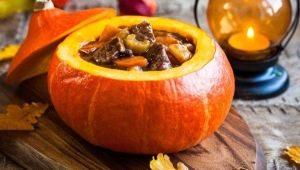 Блюда из тыквы: простые и вкусные рецепты