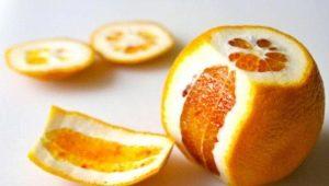 Как почистить апельсин?