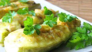Как приготовить диетические блюда из кабачка?