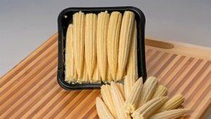 Как приготовить мини-кукурузу?