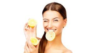 Как применять лимон для лица?