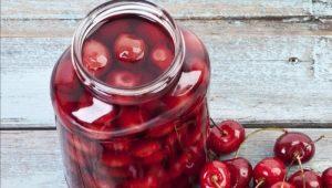 Компот из черешни: свойства и рецепты приготовления