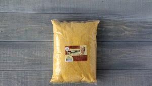 Кукурузная манка: свойства и технология приготовления