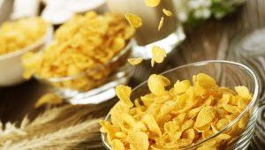 Кукурузные хлопья: польза и вред, рецепты