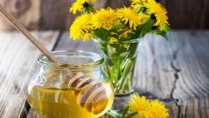 Мёд из одуванчиков: свойства и технология приготовления