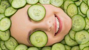 Огурцы для глаз: свойства и особенности использования