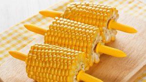 Особенности приготовления кукурузы в микроволновке