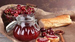 Особенности приготовления повидла из вишни