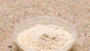 Овсяная мука: польза и вред, калорийность продукта и способы приготовления