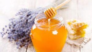 Применение мёда для похудения