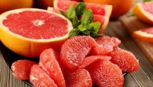 Процесс выращивания грейпфрута