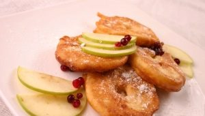 Рецепты и советы по приготовлению яблок в кляре